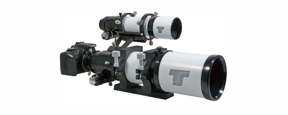 TS-Optics ED50mm f/6,6 apochromatic refractor