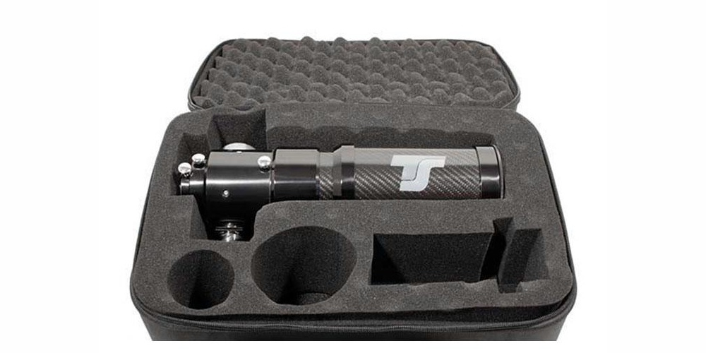 TS-Optics ED70mm f/6 apochromatic refractor with carbon tube