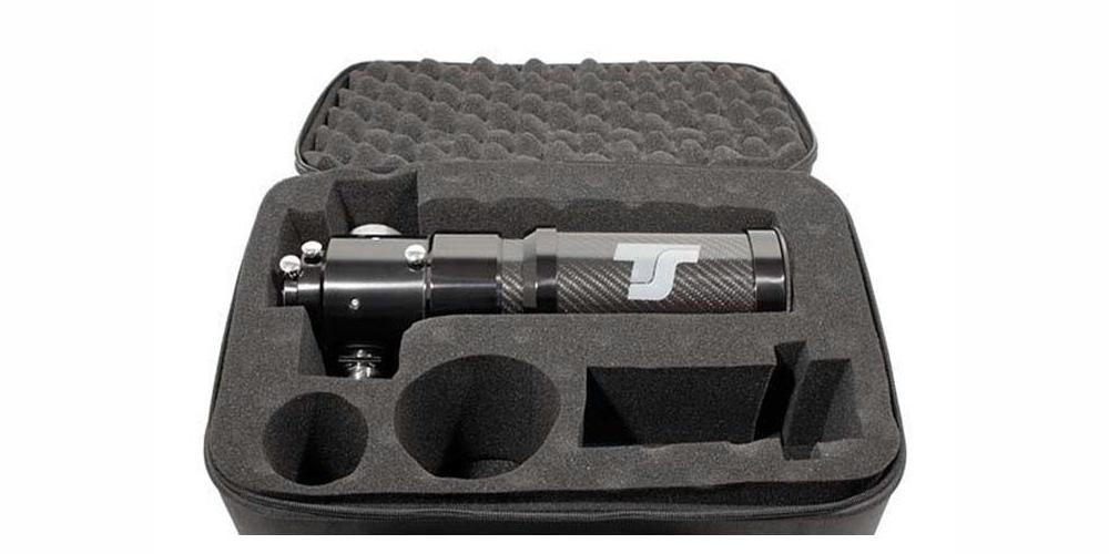 TS-Optics rifrattore apocromatico ED70mm f/6 in carbonio