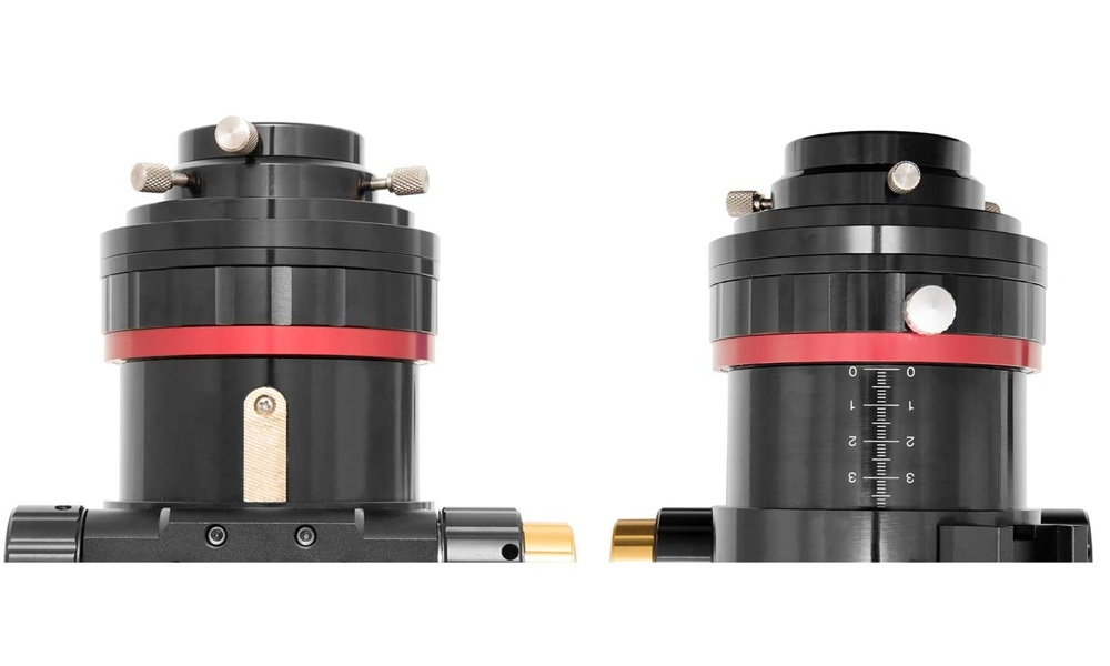 TS-Optics rifrattore apocromatico quadrupletto SDQ APO 86mm f/5.4