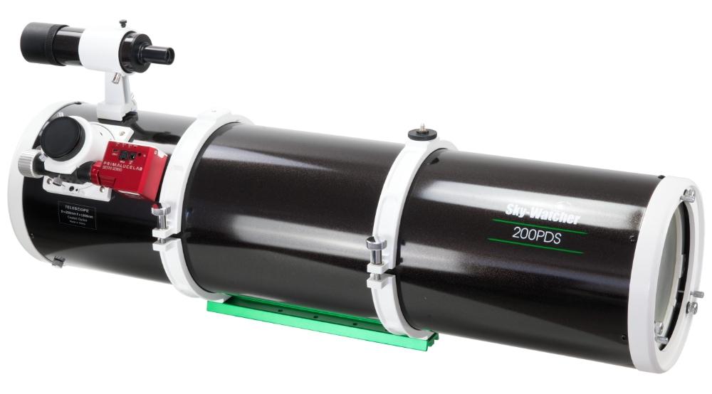 SkyWatcher Newton 200/1000 f5 con SESTO SENSO