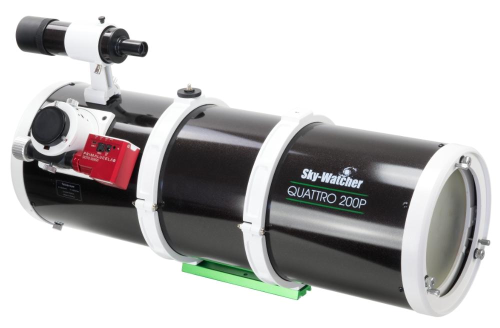 SkyWatcher Newton QUATTRO 200/800 f4 with SESTO SENSO